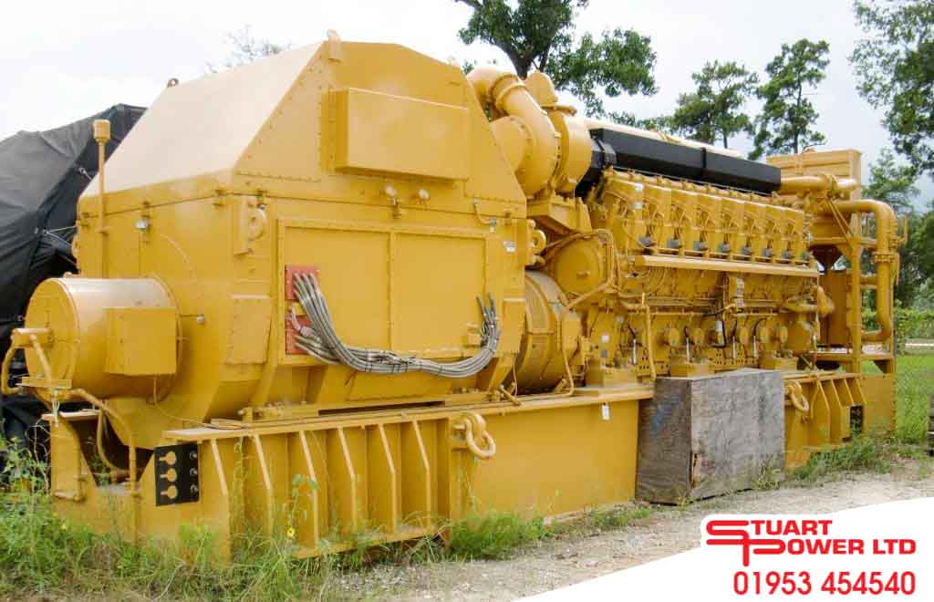 C280-16 Generator set for sale