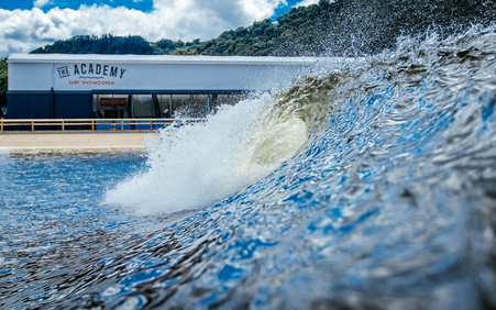 Surf Snowdonia opens today