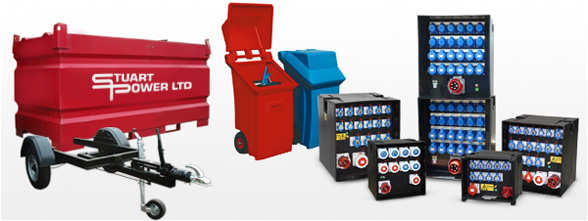 generator hire accessories for the UK