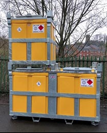 PolyCube Bunded Fuel Tanks
