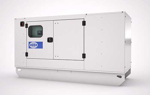 32 to 220kVA Enclosed Sets