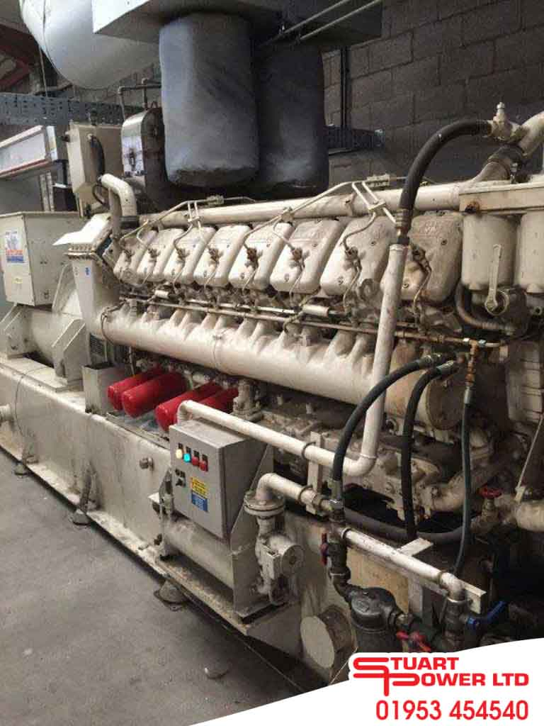 Deutz Diesel Generator 2000kVA for sale