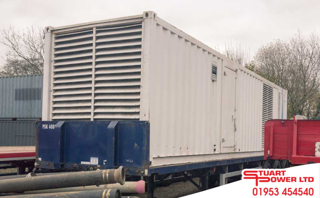 1100kVA Cummins Generator for sale