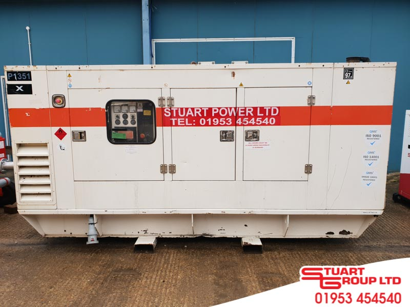 FG Wilson Diesel Generator - P1351 for sale