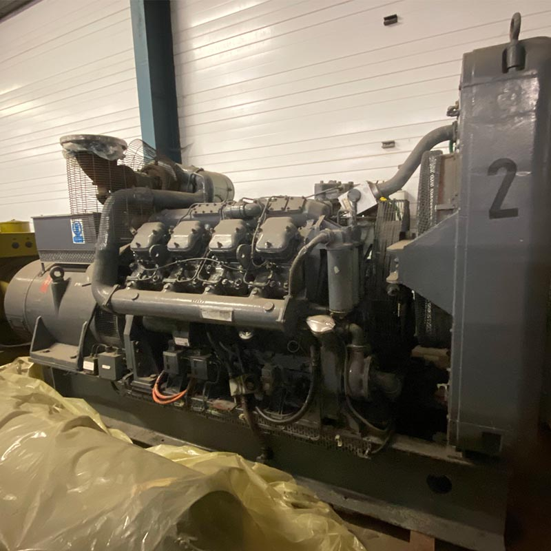 146kVA Dorman Generator for sale