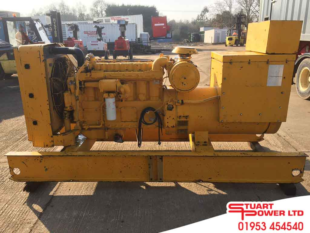 181kVA Caterpillar Generator for sale
