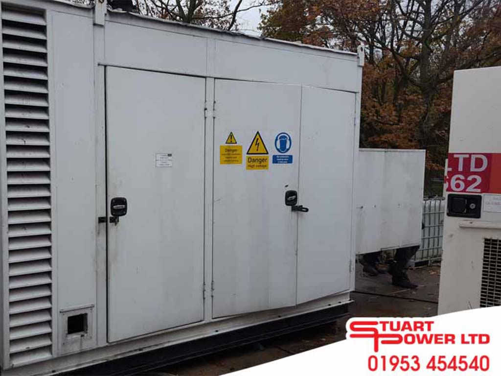 SDMO Volvo Diesel Generator for sale
