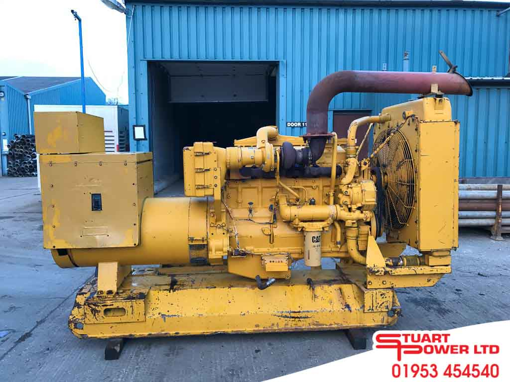 253kVA Caterpillar Generator for sale