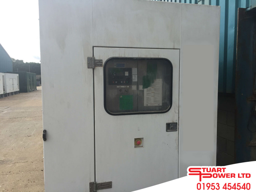 550kVA Scania Generator for sale