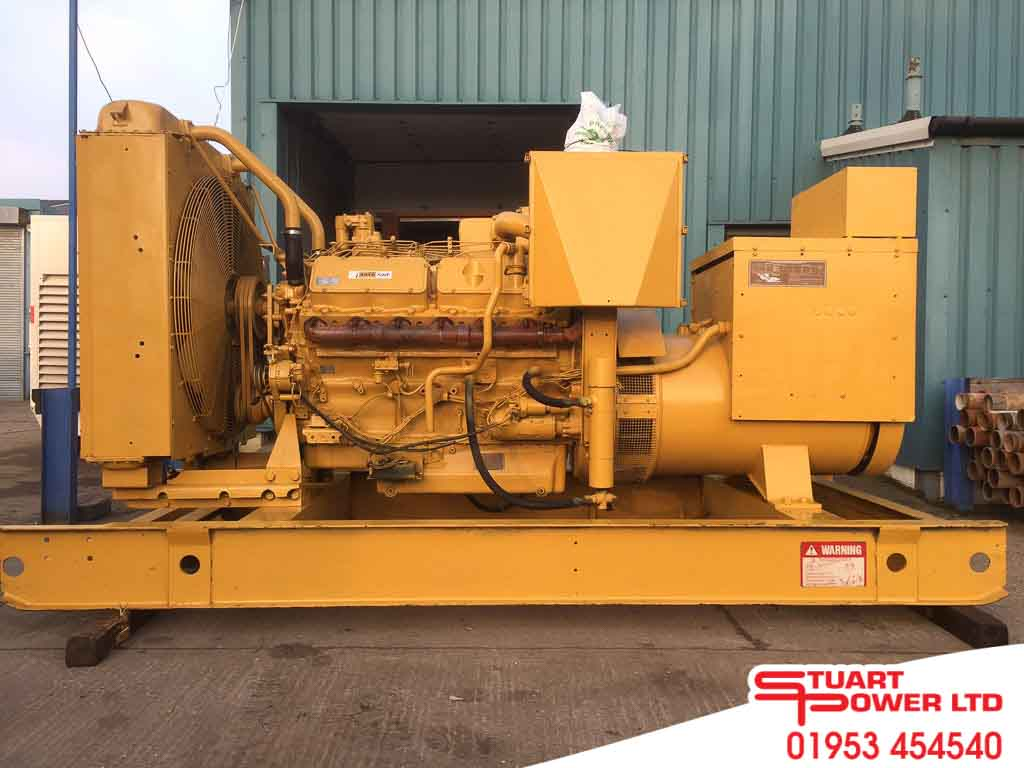 580kVA Caterpillar Generator for sale