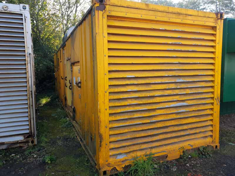 FG Wilson Diesel Generator 1250kVA - XP125016 for sale
