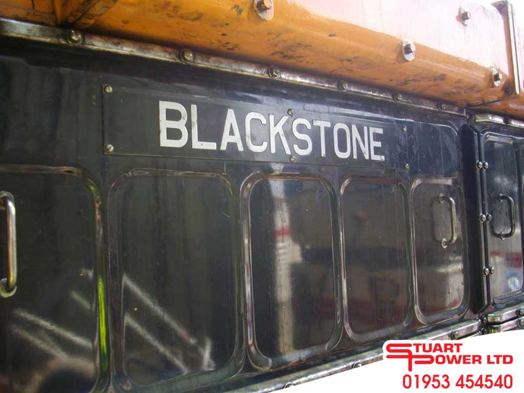 467.5kVA Mirrlees Blackstone Generator for sale