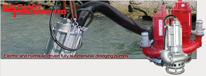 Stuart Pumps - Dredging gone global