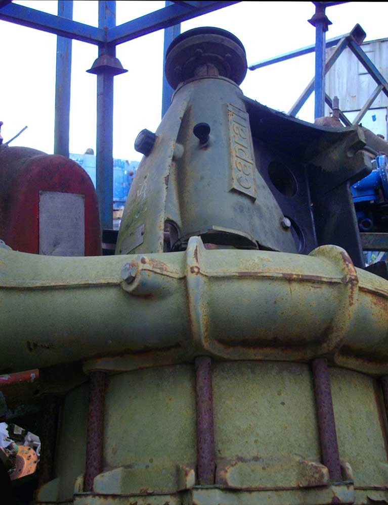 Caprari model MEC/MRH125/2 6x5 Irrigation Pump