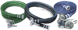 hoses and accessories
