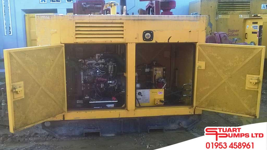 Selwood super silent hydraulic power pack