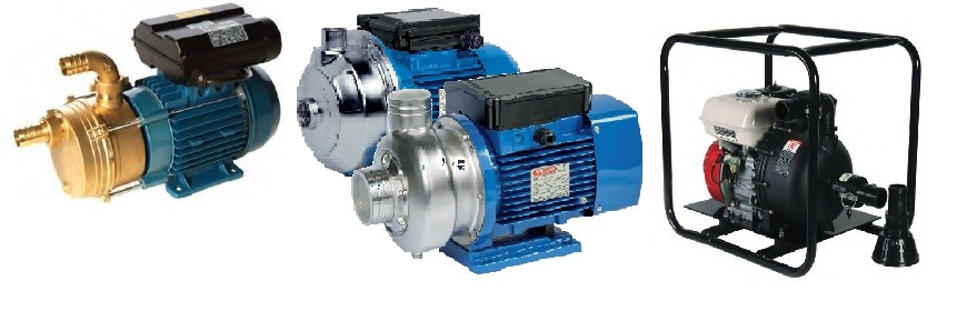 Chemical & Seawater Surface Pumps