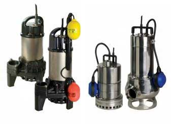 Chemical & Seawater Submersibles